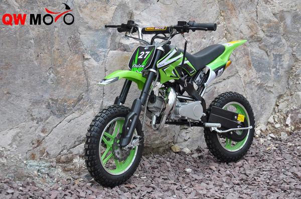 QWMPB-02 Mini Dirt Bike Bigfoot-