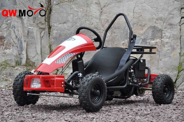 Brushless 500W Go Kart-