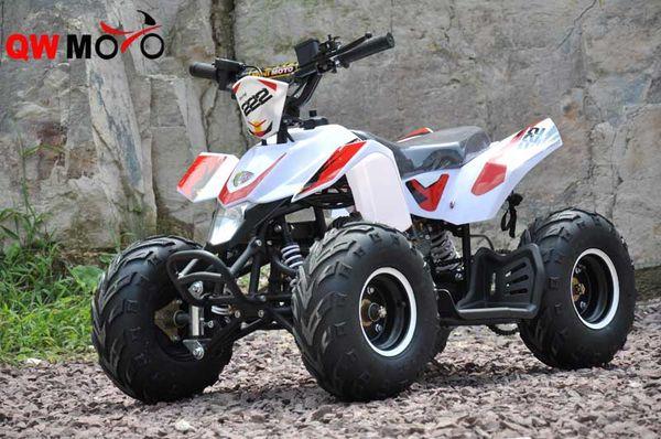 2 Stroke ATV-