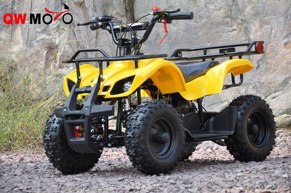 49cc Mini Hunter with Pull Start & Electric Start-QWMATV-01E