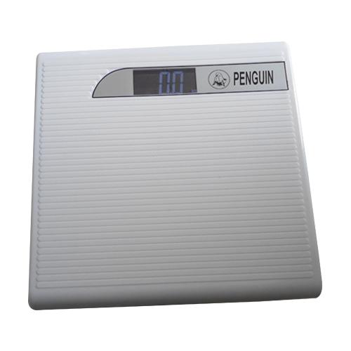 Electronic human scale