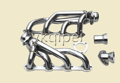 Racing header and manifold-QG9-MW6879