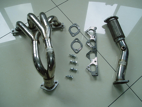 Racing header and manifold-G62