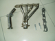 Racing header and manifold-G61
