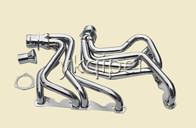 Racing header and manifold-QG16-MW6882