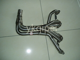Racing header and manifold -G57