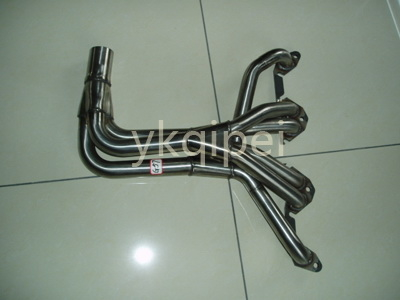 Racing header and manifold-G57