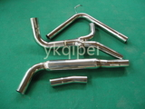 Racing header and manifold -QG36A