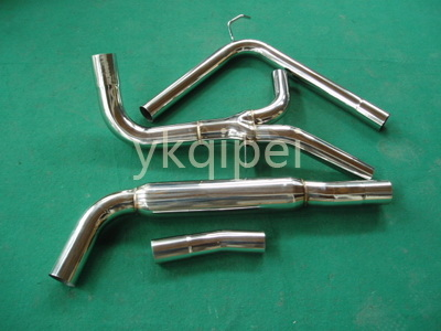 Racing header and manifold-QG36A