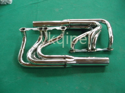 Racing header and manifold-QG4G-ROCKET HEADER-7