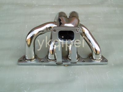 Racing header and manifold-G19-3-CIVBRT-T25T28