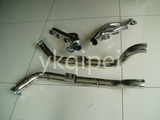 Racing header and manifold -G46P