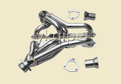 Racing header and manifold-QG10-MW6880