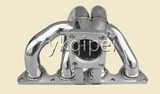 Racing header and manifold -G19-2-CIVBRT-DSM