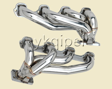 Racing header and manifold-G33-MUSTANG-TH