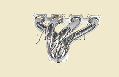 Racing header and manifold-QG22