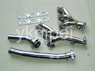 Racing header and manifold-G1-M3V6