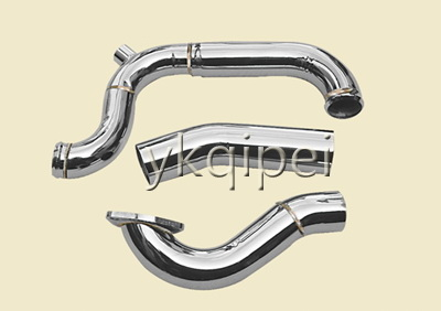 Racing header and manifold-CC15-9599ECLIPSE