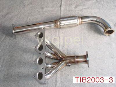 Racing header and manifold-CC8-TIB2003-3