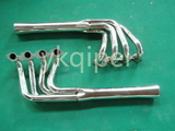Racing header and manifold -QG35