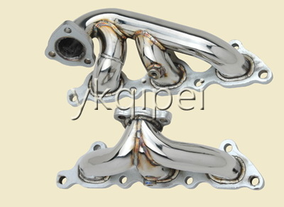 Racing header and manifold-G27-3000GT