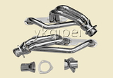 Racing header and manifold -QG11-MW6881