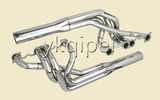 Racing header and manifold-QG4A-ROCKET HEADER-2