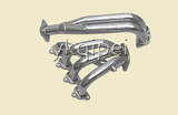 Racing header and manifold -QG18-D16-B
