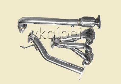 Racing header and manifold-G40-SPEC V