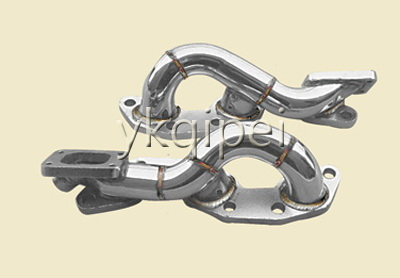 Racing header and manifold-G17-VG30DET