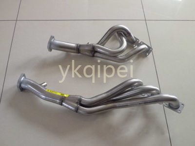 Racing header and manifold-G1B