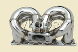 Racing header and manifold -G32-CIVBRT-RH