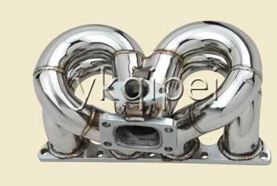 Racing header and manifold-G32-CIVBRT-RH