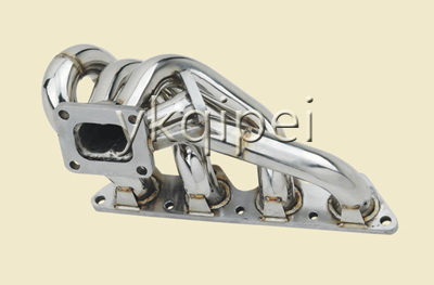 Racing header and manifold-G11-DSMBRT-T4