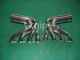 Racing header and manifold -QG40