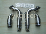 Racing header and manifold -G46E