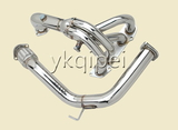 Racing header and manifold -CC13-HEADER-MR2