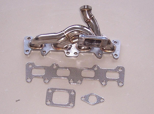 Racing header and manifold-G75