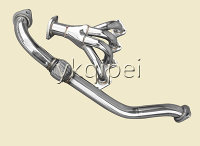 Racing header and manifold-CC9-ACCENT SOHC1.5L