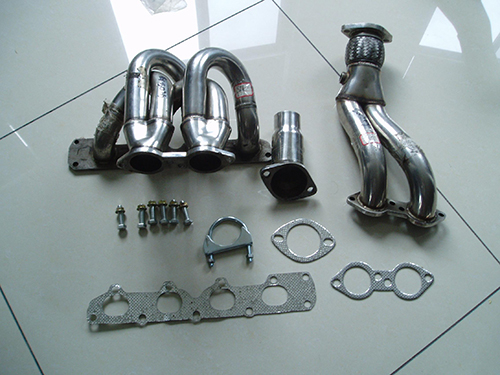 Racing header and manifold-G60