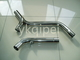Racing header and manifold-QG31A
