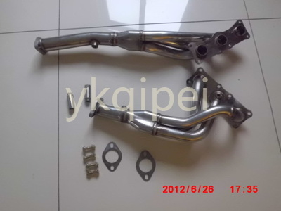 Racing header and manifold-G53D