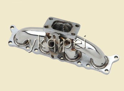 Racing header and manifold-G12-1-AUDI-T25T28