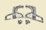 Racing header and manifold -QG13