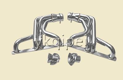 Racing header and manifold-QG13
