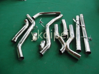 Racing header and manifold-QG36B