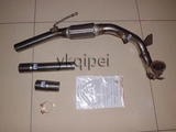 Exhaust pipe -G81E: VW GOLF VGT TDI170