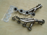 Racing header and manifold -G46A