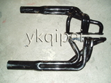 Racing header and manifold -QG4a-ROCKET HEADER-4