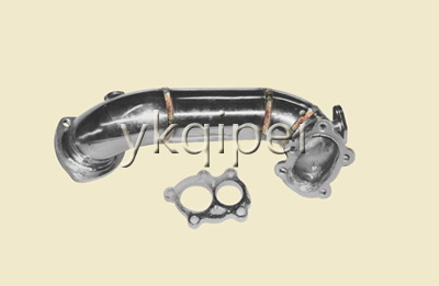 Exhaust pipe-CC18-MR2BRT-DP-NT25